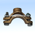 pipe fittings, bronze saddles
