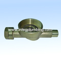 Brass Water Meter Body