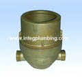 Water Meter Body & Cap