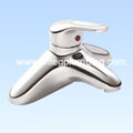 Double lever Basin Mixer